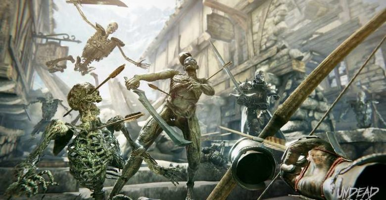 Photo of Undead Citadel VR is centered on a zombie slaying plot