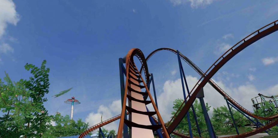Roller Coaster VR | Fibrium