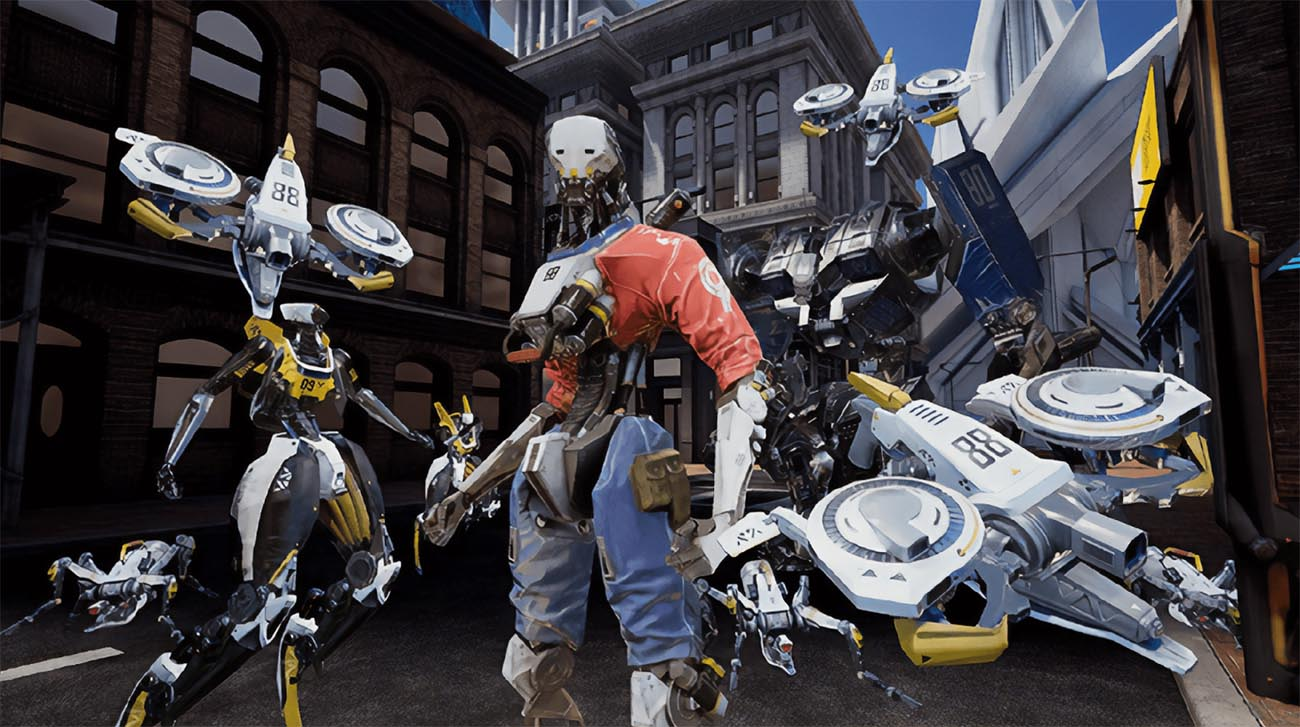 Robo Recall | Epic Games