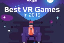 Photo of Best VR Games in 2019 Infographics