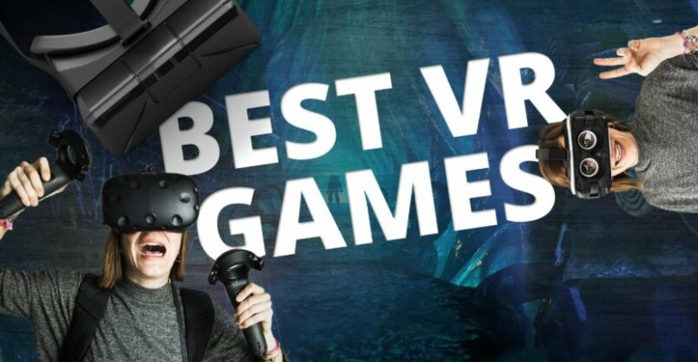 Best VR Virtual Reality Games for 2019