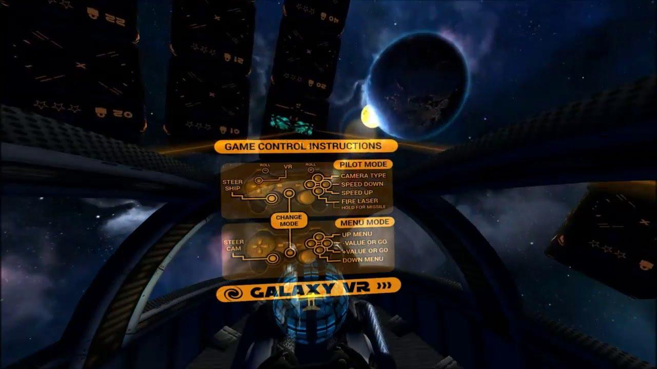 Galaxy VR | Silicon Droid Inc