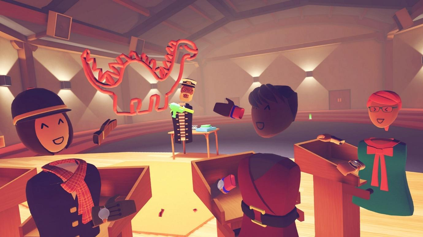 Rec Room | Against Gravity Corps