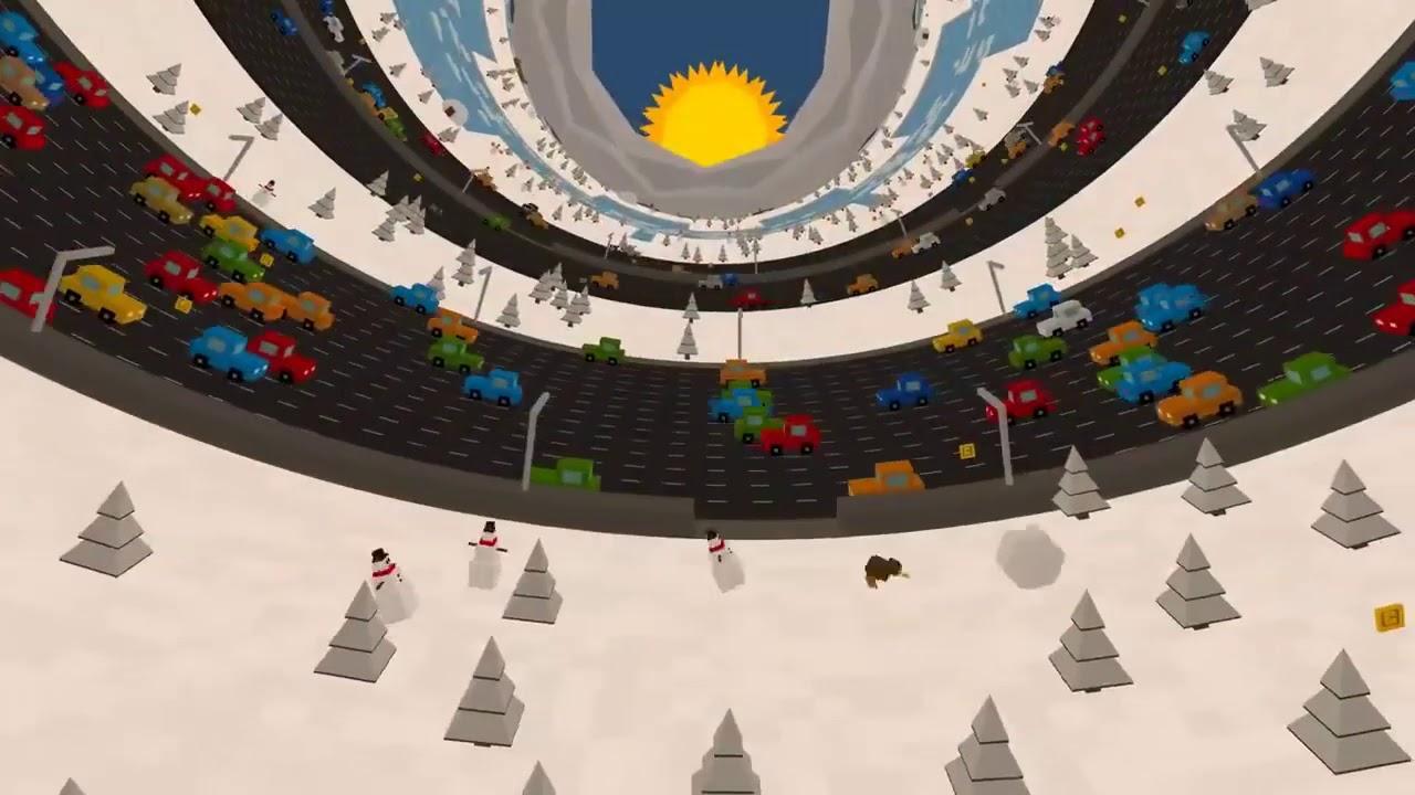 Splat VR | Kiwis