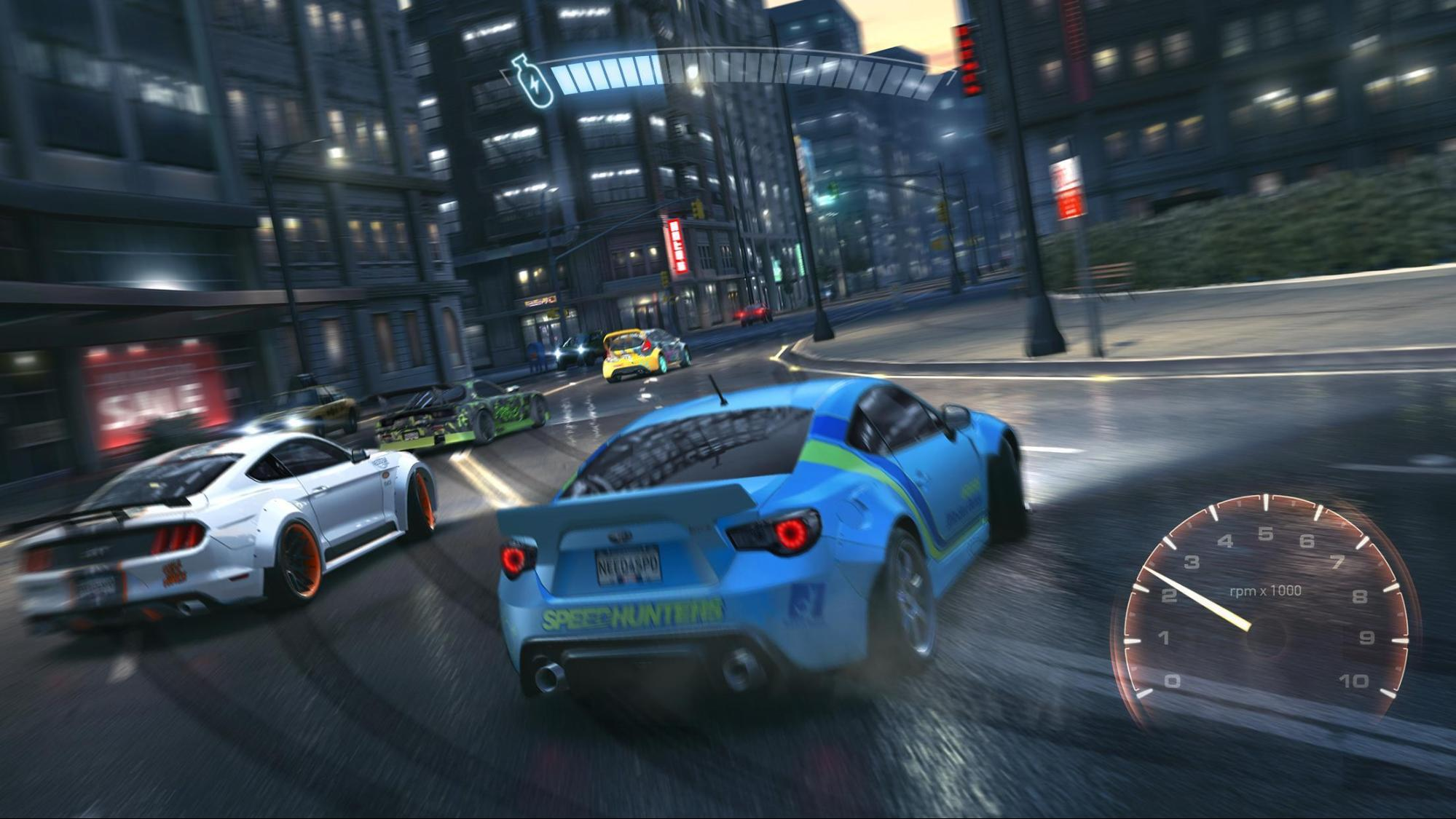Need For Speed No Limits | EA