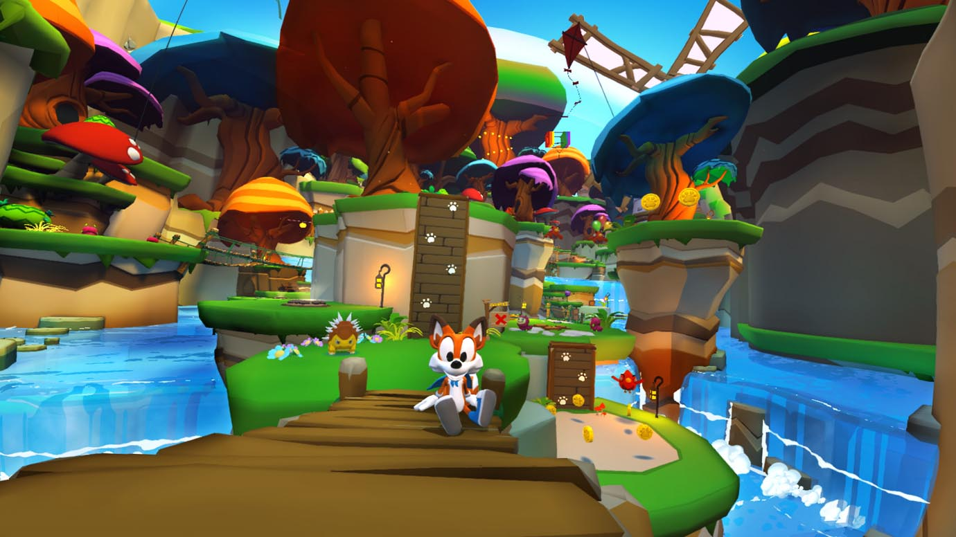 Lucky's Tale | Playful Corp