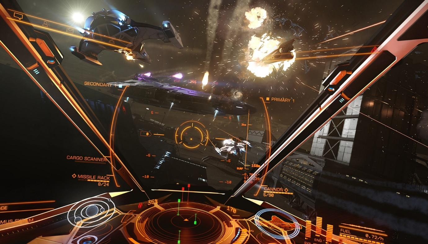 Elite Dangerous | Frontier Developments