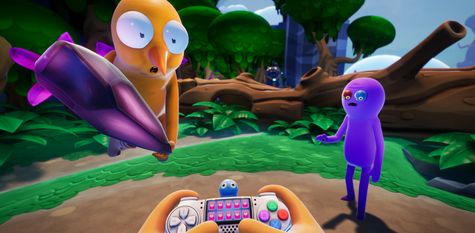 Trover Saves The Universe | Squanch Games Inc