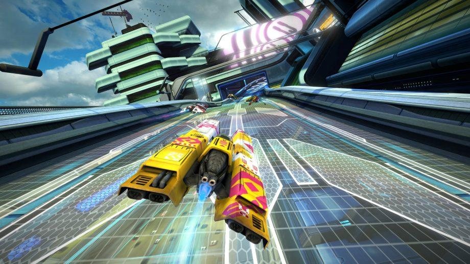 Wipeout Omega Collection | EPOS Game Studios