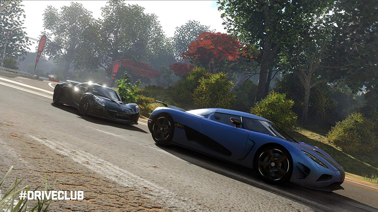 Driveclub |Evolution Studios
