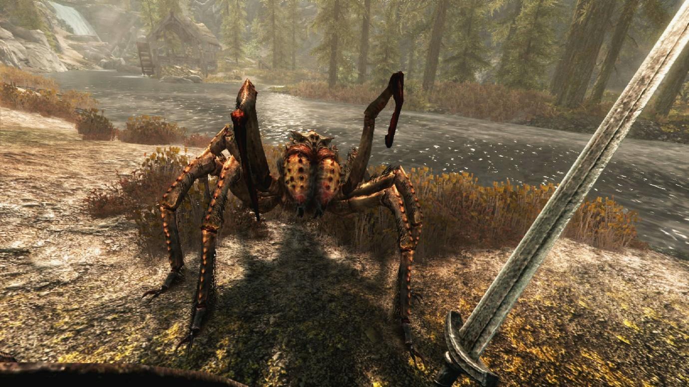 Skyrim VR | Bethesda Game Studios