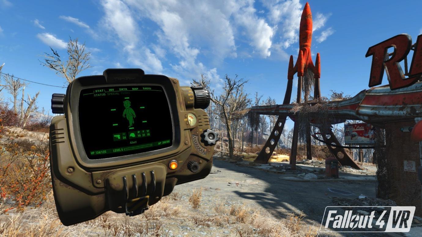 Fallout 4 VR | Bethesda Game Studios