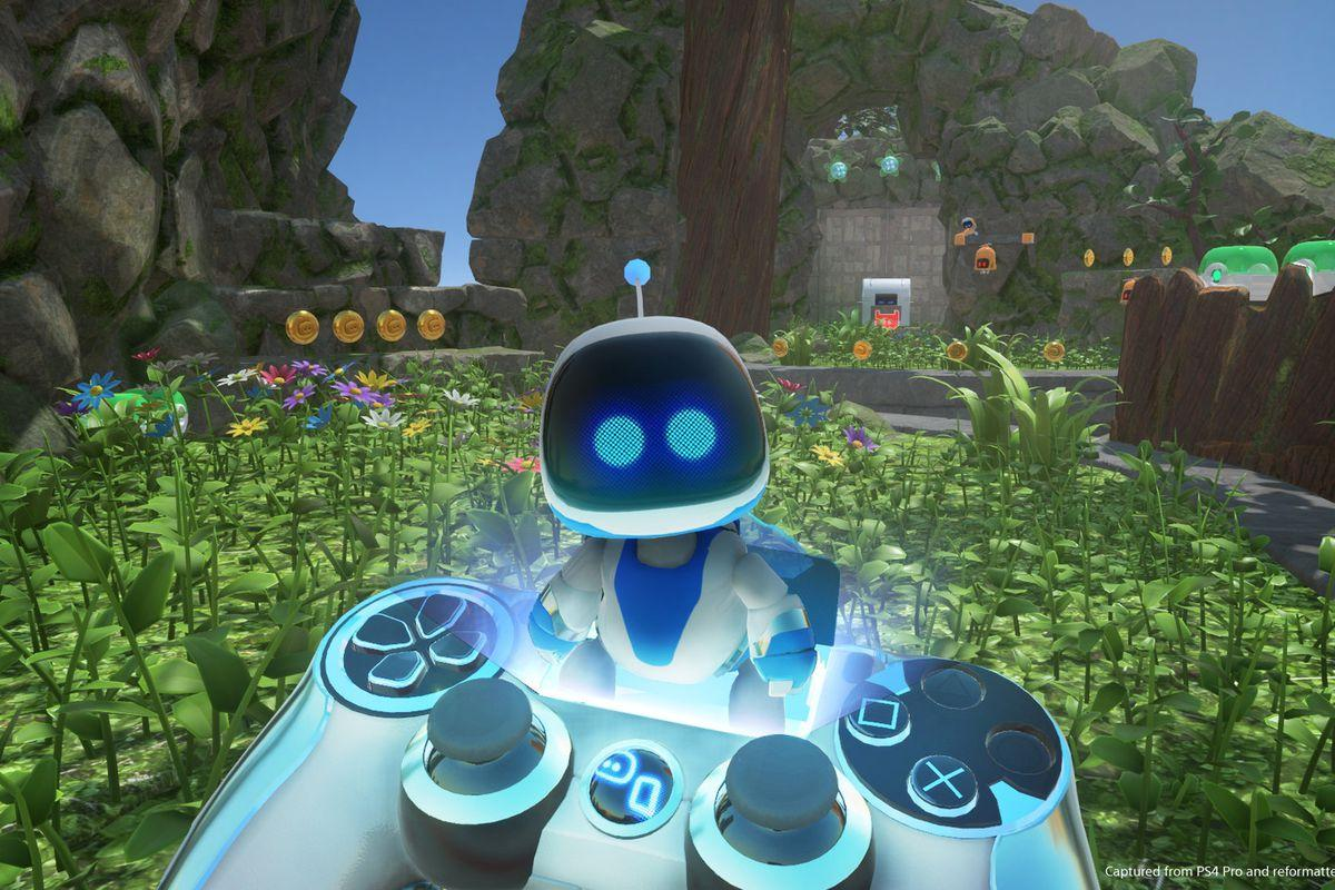Astro Bot Rescue Mission | SIE Japan Studio