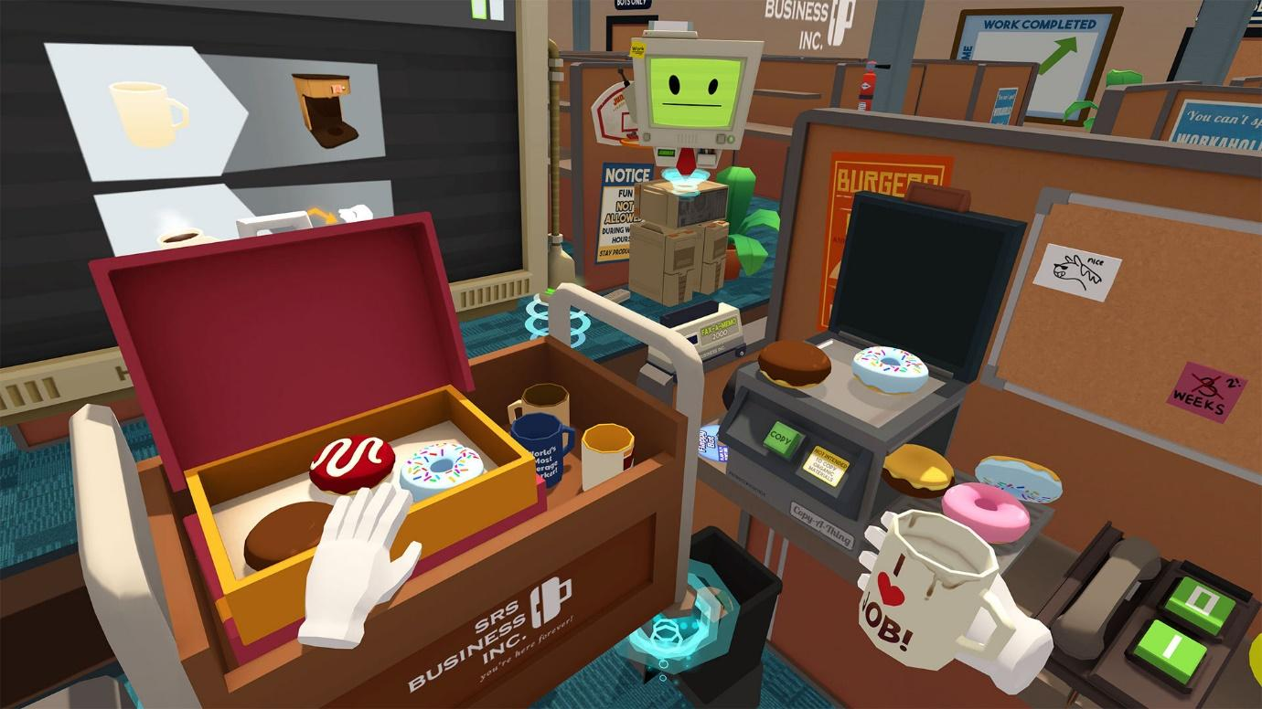 Job Simulator | Owlchemy Labs