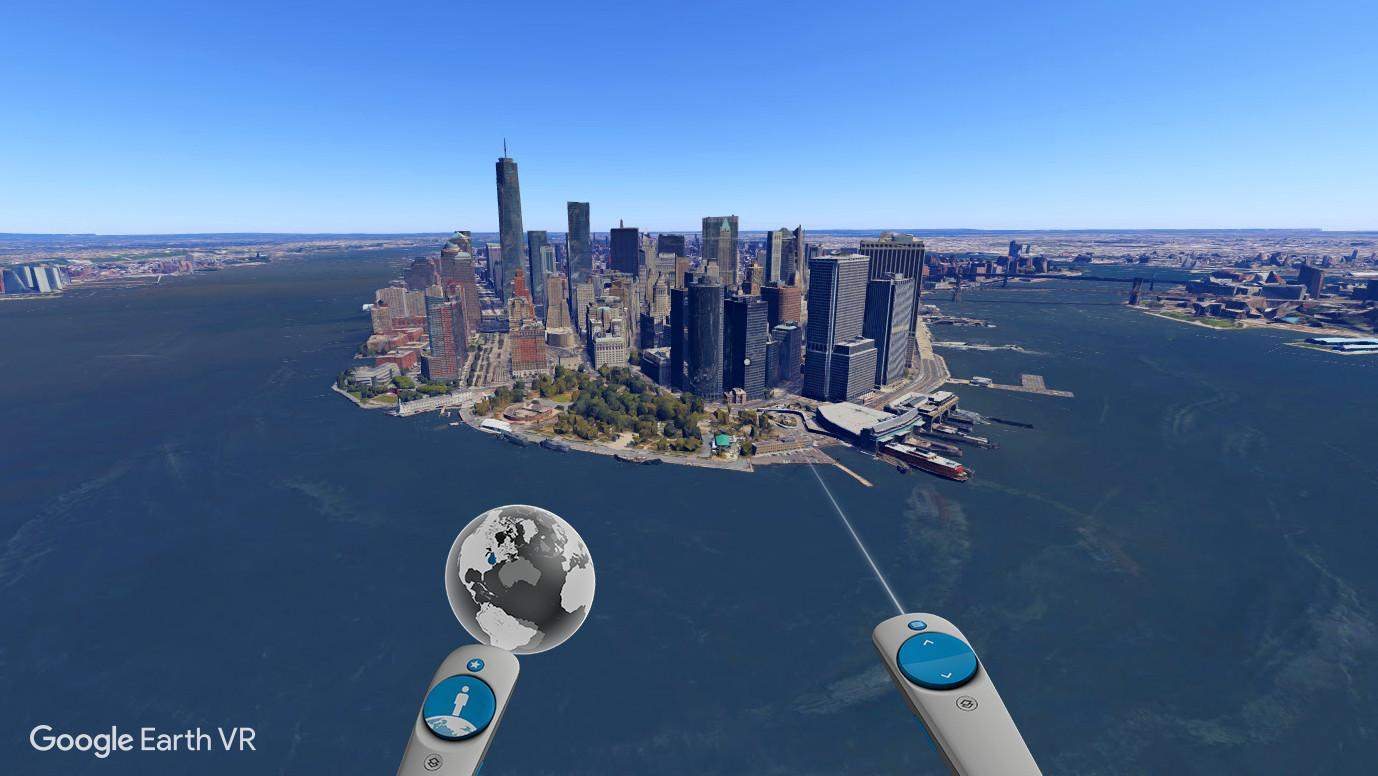 Google Earth VR | Google