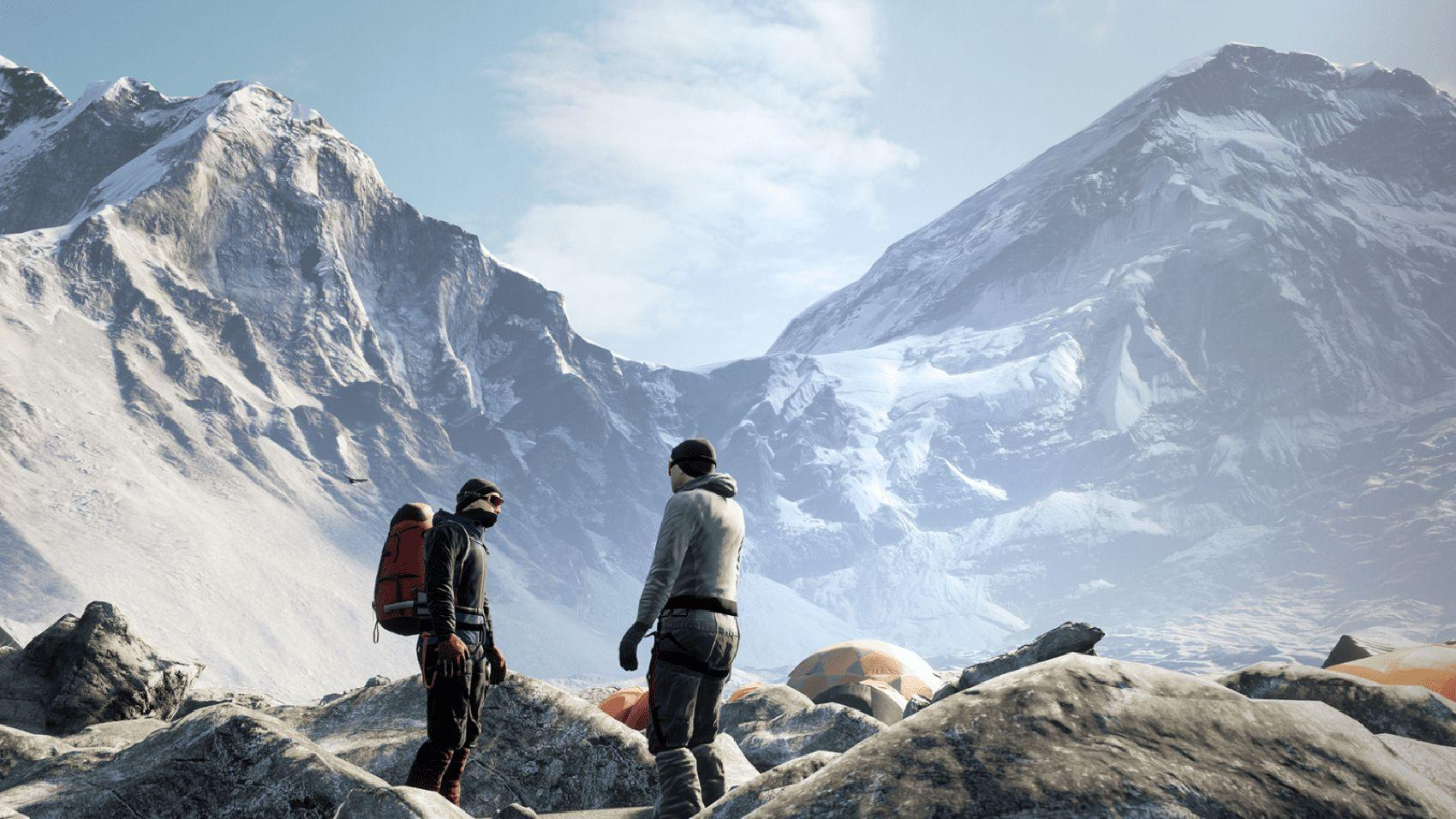 Everest VR | Solfar Studios, RVX