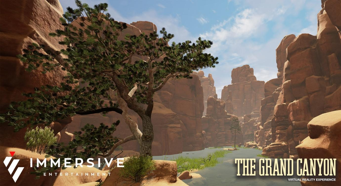 The Grand Canyon VR Experience | Immersive Entertainment