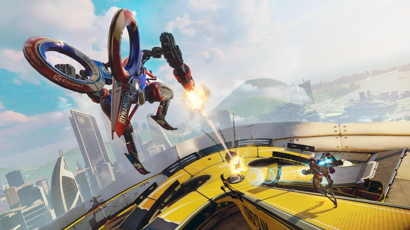 RIGS: Mechanized Combat League | Guerrilla Cambridge