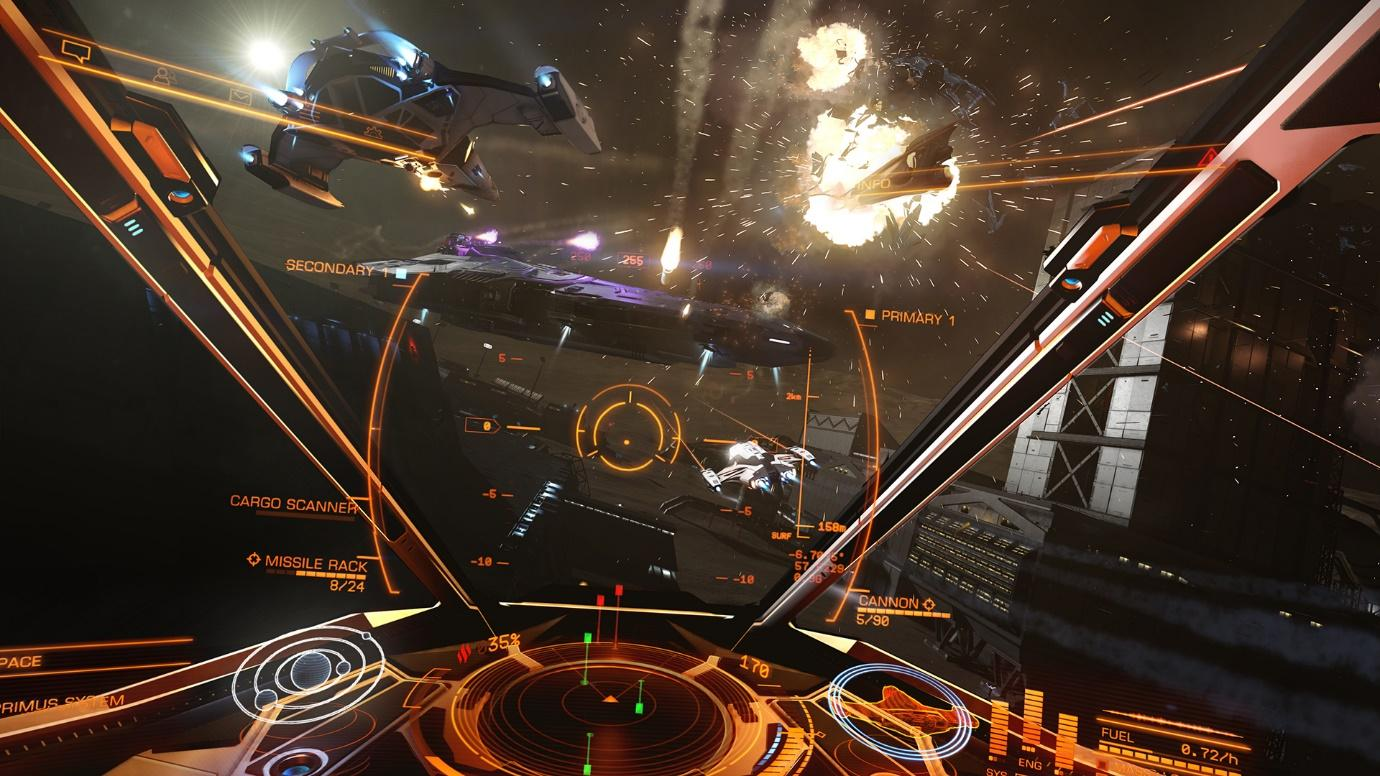 Elite: Dangerous | Frontier Developments