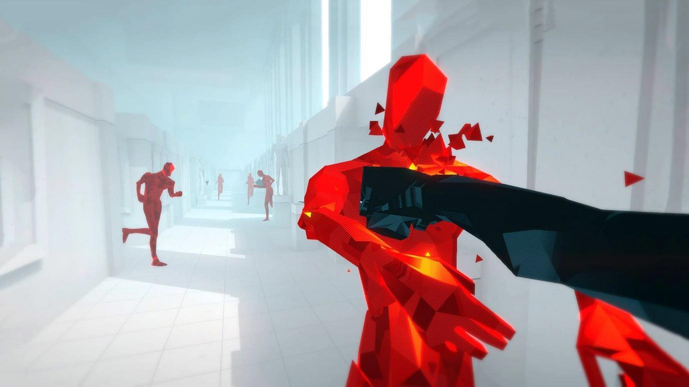 Superhot VR | SUPERHOT