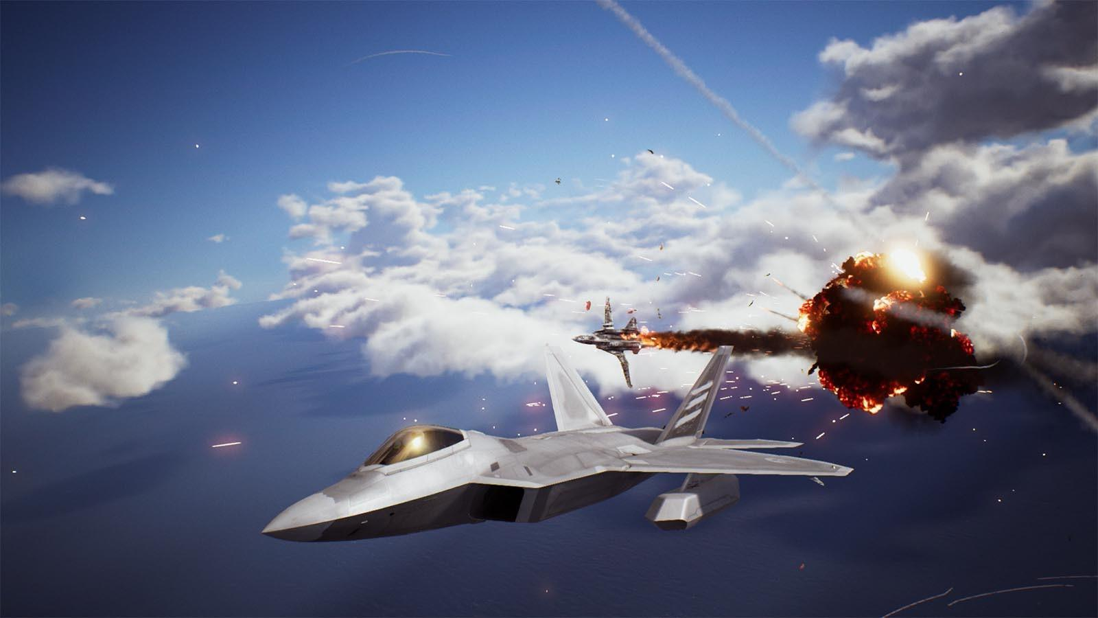 Ace Combat 7: Skies Unknown | Bandai Namco Studios