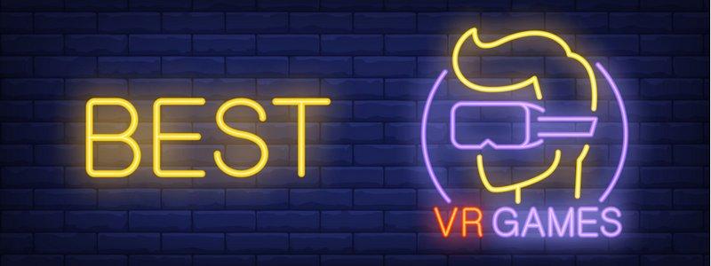 Best VR Games 2020