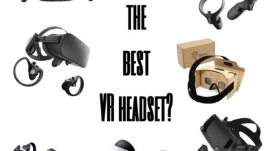 Photo of What is the Best VR Headset?