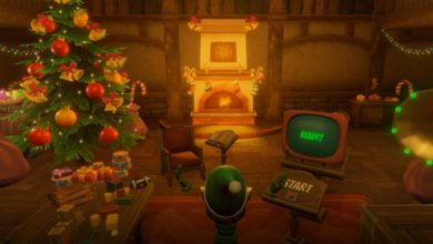 Photo of Christmas (VR) Workshop: The Elf Challenge-SENSE-R