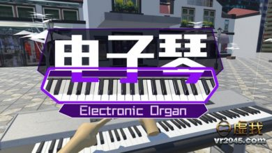 Photo of Electronic organ-vr2045.com 虚世界