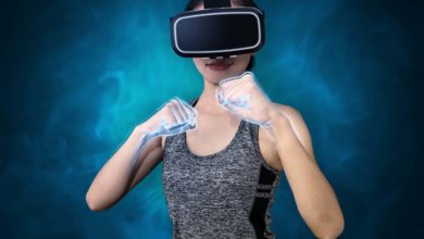 Photo of Mixed Martial Arts in Virtual Reality