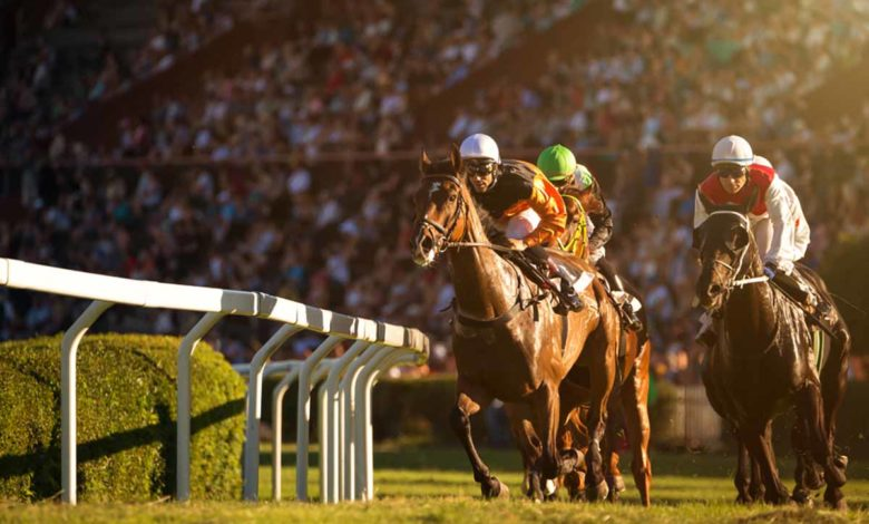 Photo of Virtual Reality Horse Racing Games