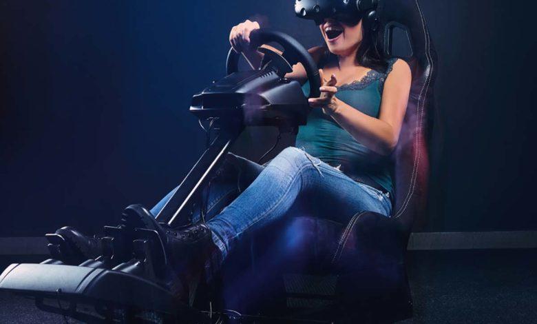Photo of Virtual Reality Racing Games