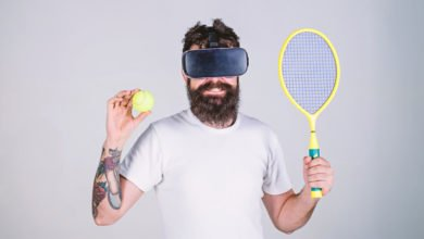 Photo of Virtual Reality Tennis. Watch and Play Tennis in VR