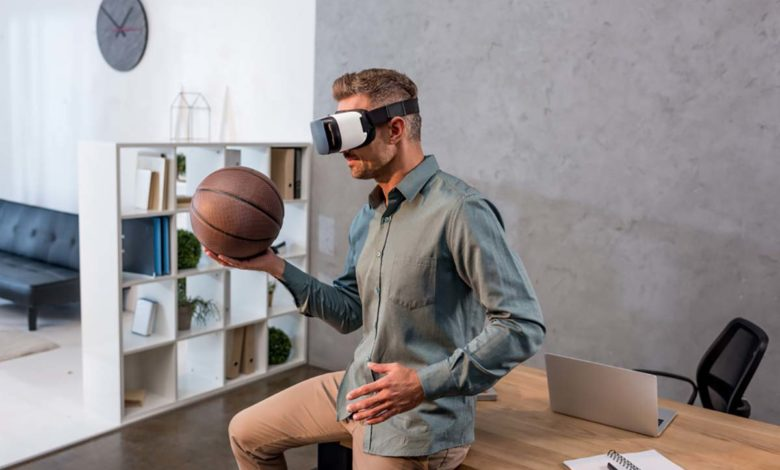 Photo of Virtual Reality Basketball. Watch and Play Basketball in VR