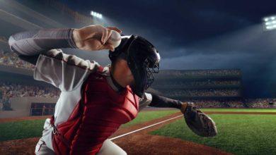 Photo of Baseball  in VR