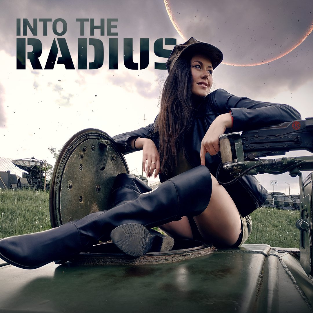 Into The Radius VR Game