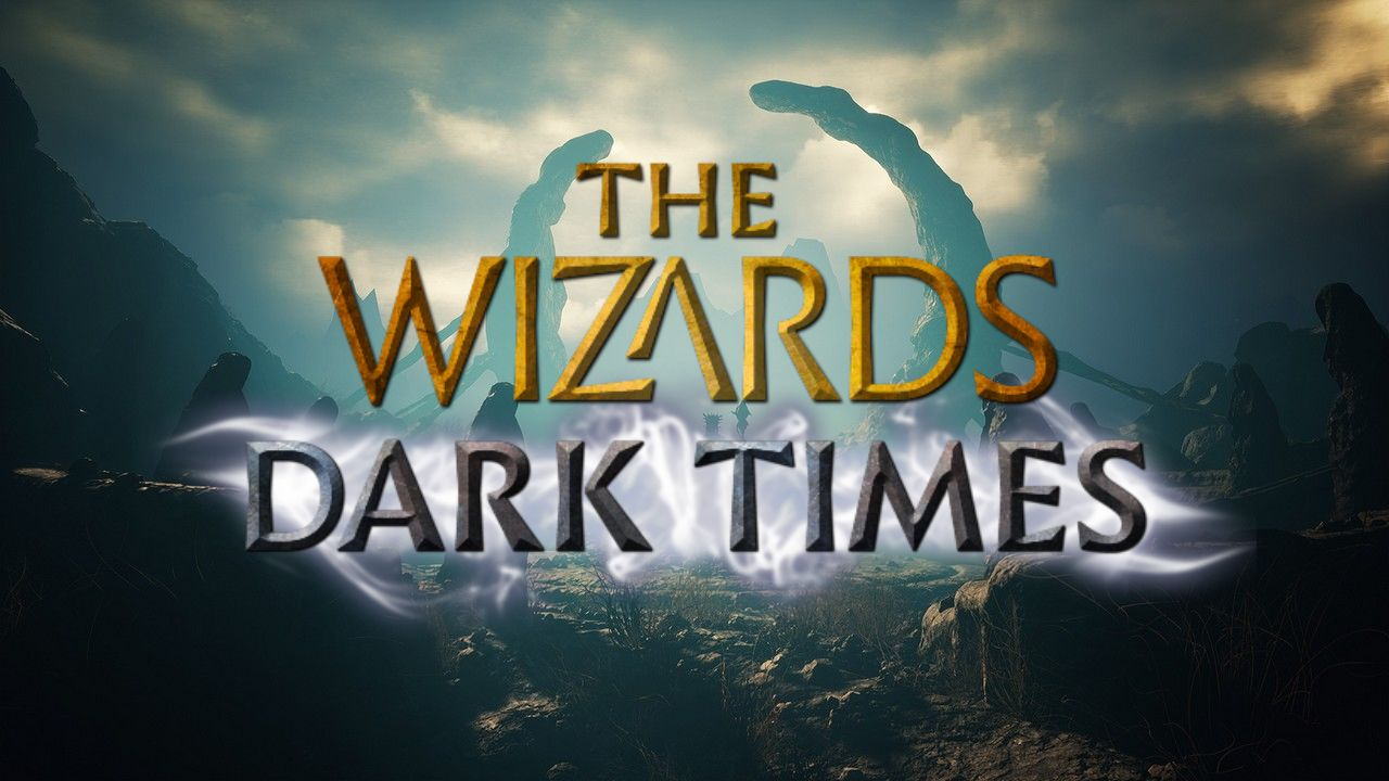 The Wizards: Dark Times VR Logo