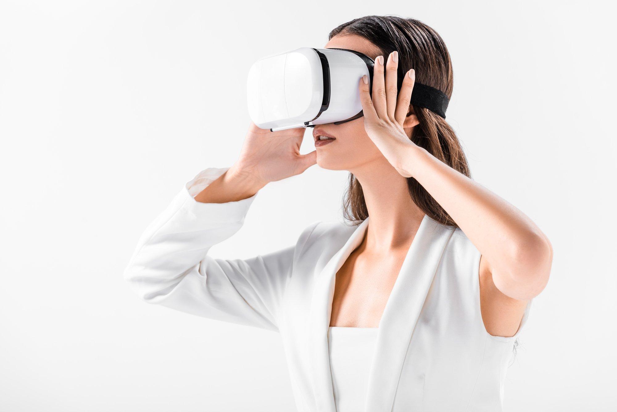 Apple's AR/VR headset concept